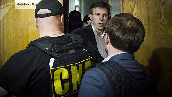 Мэр Кишинева задержан по делу о коррупции