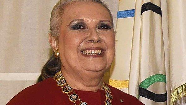 ВИталии скончалась «королева кашемира»