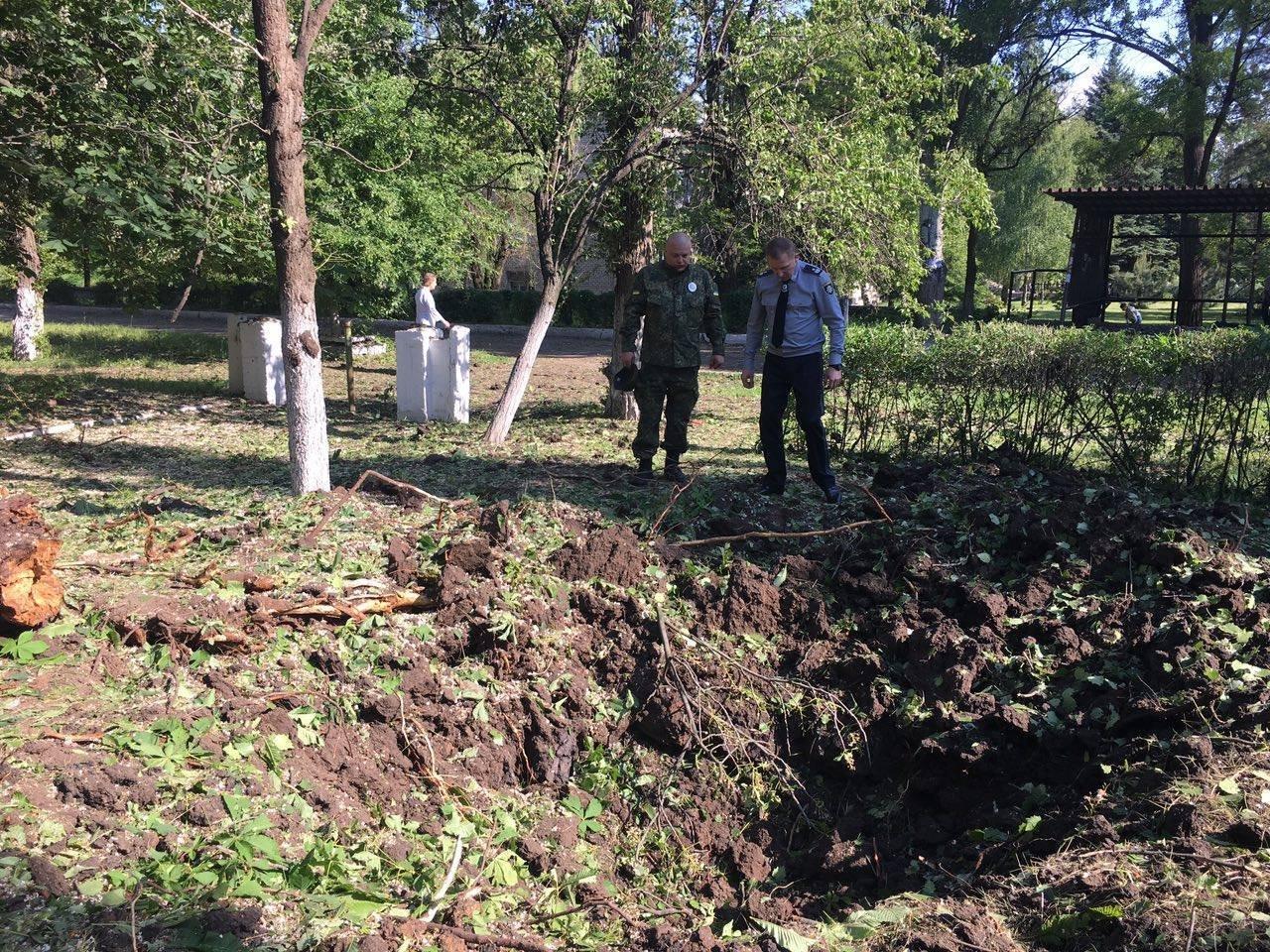 Боевики планируют сегодня восстановить обстрелы Красногоровки изтяжелого вооружения,— Аброськин