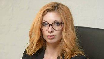 Адвокат, правозащитник Елена Карнаух. Архивное фото