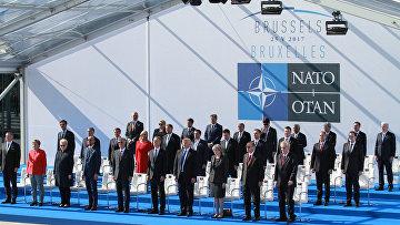 Экспресс-саммит НАТО в Брюсселе: все участники форума