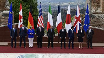 Саммит G7: как Запад пытается сшить себя снова