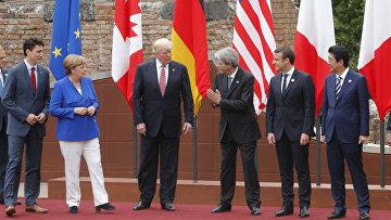"""Саммит G7, итоги. Европа все """"проглотит"""" - Корнейчук"""