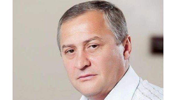Народный депутат от Видродження Геннадий Бобов