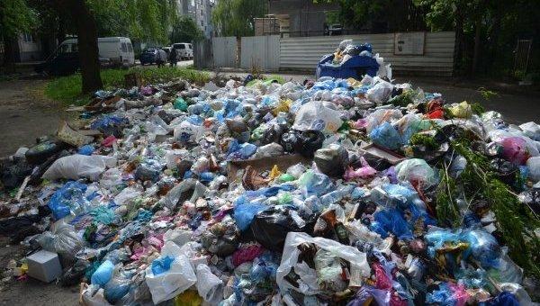 Зашесть дней вывезли практически две тысячи тонн львовского мусора