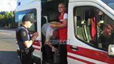 В Киеве на СТО произошел взрыв