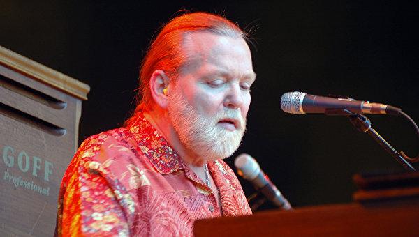 Основатель группы The Allman Brothers Band Грегг Оллман