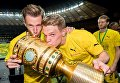 Боруссия (Дортмунд) завоевала Кубок Германии
