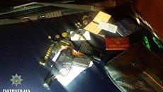 В Днепре компания молодых людей устроила драку со стрельбой