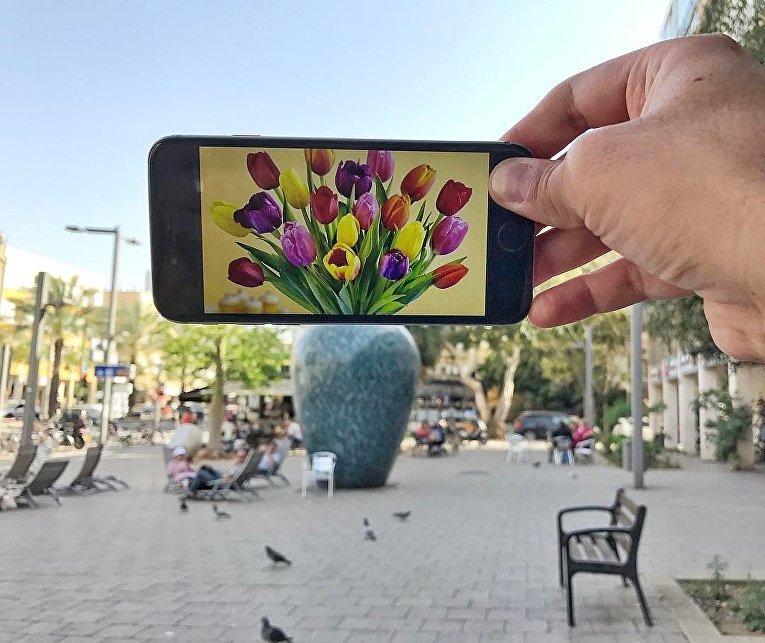 Великий Instagram комбинатор из Израиля