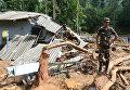 Наводнение и оползни на Шри-Ланке