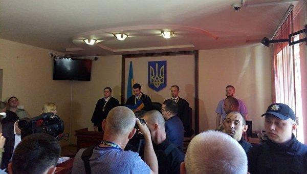 Стрельба вМукачево: суд изменил меру пресечения солдатам  «Правого сектора»