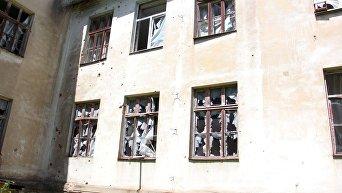 Обстрелы в Донбассе. Архивное фото