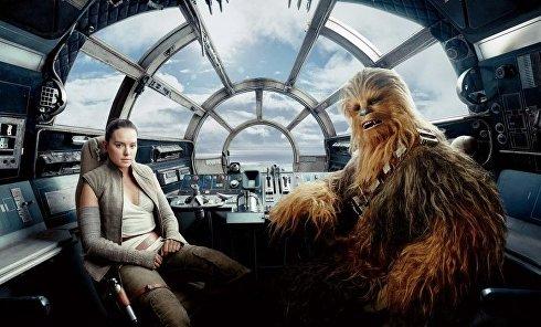 Звездные войны: последний джедай: эксклюзивные кадры