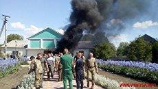 Земельный конфликт в Козятине Винницкой области, 29 мая 2017