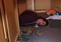 Гости из Грузии. Появились кадры задержания домушников в Киеве. Видео