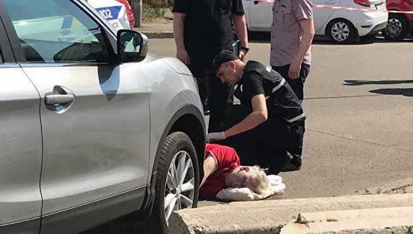 В Киеве задержали банду, причастную к убийству экс-директора 'Укрспирта'