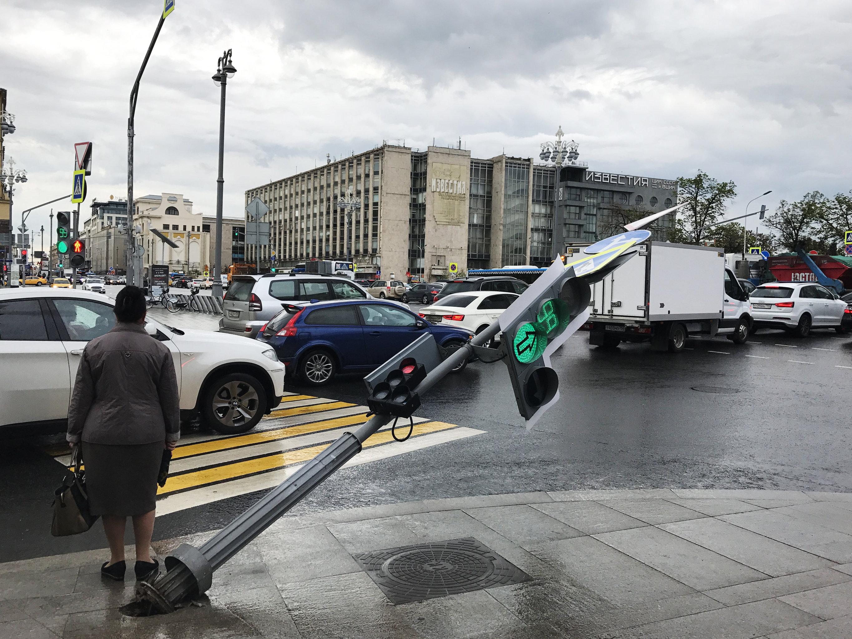 Разрушен Кремль, количество жертв растет— циклон в столице