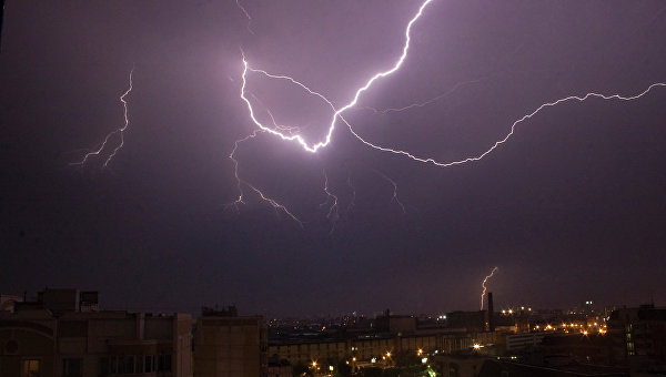Ухудшение погоды вгосударстве Украина: ожидаются грозовые дожди ишквалы