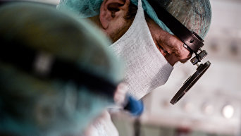 Работа хирурга. Архивное фото