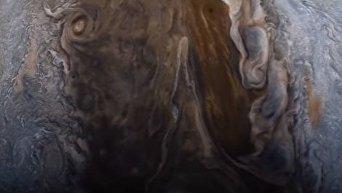 Неведомая красота Юпитера