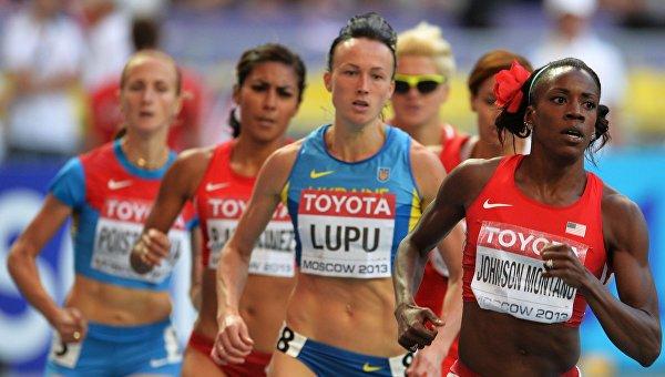 Украинская чемпионка Европы полегкой атлетике дисквалифицирована навосемь лет
