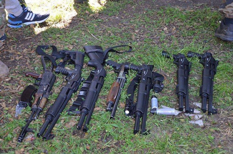 Под Винницей спецназ «уложил лицом вземлю» 42 вооруженных рейдеров— Князев
