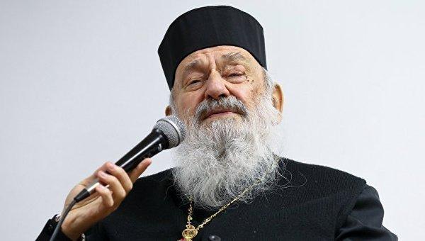 Экс-глава Украинской греко-католической церкви Блаженнейший Любомир (Гузар)