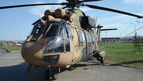 Жертвами крушения вертолета вТурции числятся 13 военных