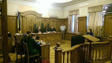 Рассмотрение дела Руслана Коцабы в Высшем специализированном суде