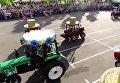 В Минске показали Танец маленьких тракторят