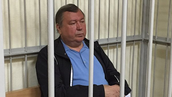 Экс-налоговика Антипова снова арестован справом залога