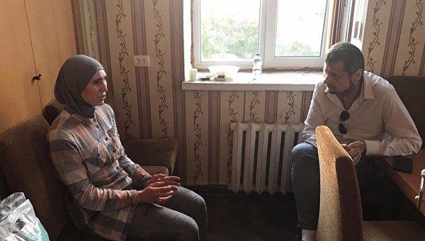 Стрелявший вОсмаева «журналист» налаживал контакты исЛяшко,— Мосийчук