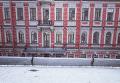 Июньский снегопад в Петербурге