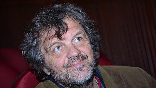 Режиссер и музыкант Эмир Кустурица. Архивное фото