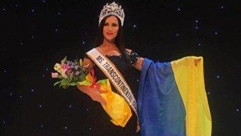 58-летняя королева красоты привезла в Одессу награду с престижного американского конкурса