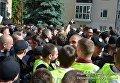 Ситуация под Тернопольским горсоветом