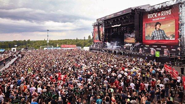 ВГермании предотвратили теракт накрупном рок-фестивале