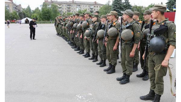 ВДонецкой области полиция переходит наусиленный режим работы из-за выпускных вечеров