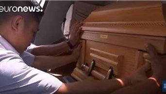 В Маниле скорбят по погибшим в казино
