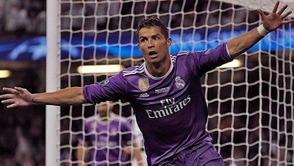 Криштиану Роналду признан самым высокооплачиваемым спортсменом мира