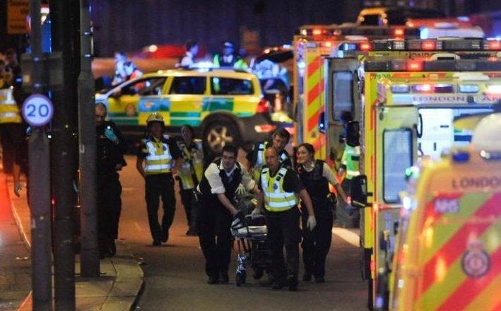 Теракты в Лондоне