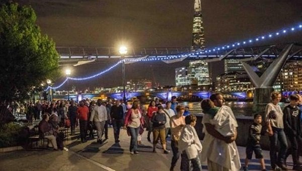 СМИ проинформировали оликвидации встолице Англии 2-х исполнителей теракта