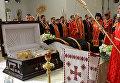 В Киеве прощаются с Блаженнейшим Любомиром Гузаром