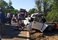 В Одесской области в аварии погибли четыре человека