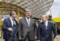 Визит Петра Порошенко в Волынскую область, 24 мая 2017