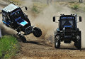 Гонки на тракторах Бизон-Трек-Шоу в Ростовской области