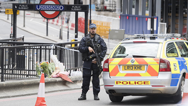 Полиция Лондона. Архивное фото