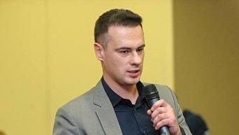 Максим Яли. Архивное фото
