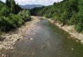 Река Прут. Архивное фото